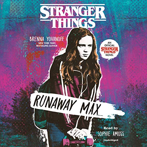 Stranger Things Runaway Max