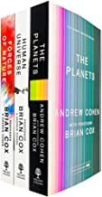 Brian Cox 3 Books Collection Set (The Planets, Human Universe & Forces of Nature)