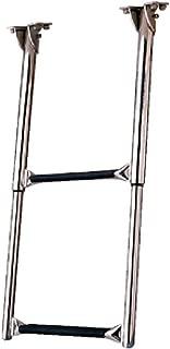 Garelick/Eez-In 19622-61:01 Over-Platform Telescoping Drop Ladder - 2 Step