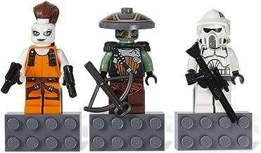 LEGO Star Wars Magnet Set - ARF Trooper (senior Cavalry trooper), embossing, Aura Sing] / LEGO STAR WARS Magnet Set: ARF Trooper, Embo and Aurra Sing 853421 [domestic distribution regular article] (japan import)