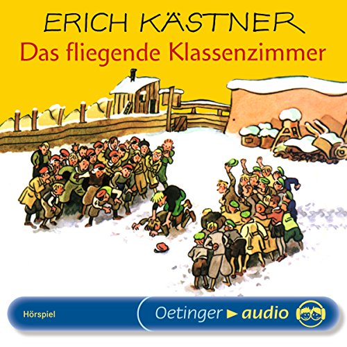 Das fliegende Klassenzimmer audiobook cover art