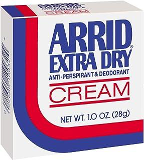 Arrid Arrid Extra Dry Anti-Perspirant Deodorant Cream, 1 oz (Pack of 3)