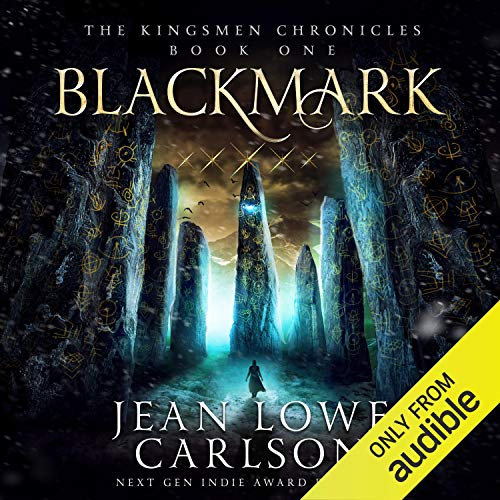 Blackmark audiobook cover art