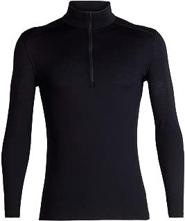 Icebreaker Merino 200 Oasis Merino Wool Base Layer Long Sleeve Half Zip