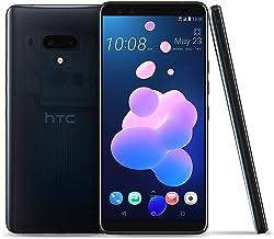 HTC U12 Plus 128GB/6GB Dual SIM - Factory Unlocked - GSM ONLY, No CDMA - International Version - No Warranty in The USA (Blue)
