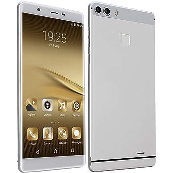 Teléfonos móviles sin SIM y sin Bloqueo, Pantalla IPS HD de 6.0 Pulgadas, Smartphones Android Go 3G, MT6580 Quad Core 1RAM+8ROM, Doble SIM teléfonos celulares: Amazon.es: Electrónica