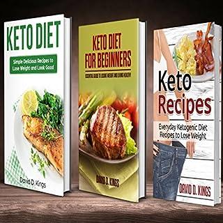 Keto Diet 3 Manuscripts: Keto Diet For Beginners, Keto Recipes, and Keto Diet cover art