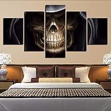Cczxfcc schilderij op canvas Hd Prints huis nachtk...