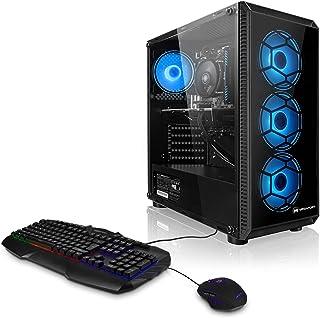 Megaport Game PC Set AMD Ryzen 3 3100 4x 3.60GHz • Nvidia GeForce GTX1660 Super • 16 GB DDR4 • 500GB SSD • toetsenbord/mui...