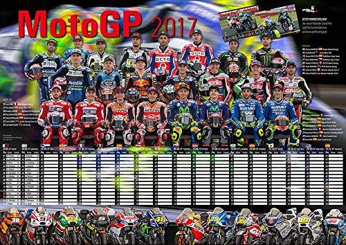 MotoGP 2017 Plakat