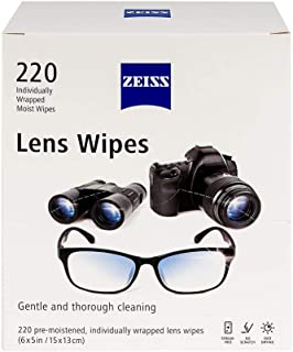 ZEISS Lens Wipes, 220 ct.