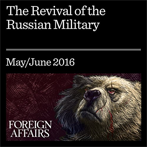 The Revival of the Russian Military cover art