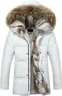 Arrival Men Winter Down Jacket Men Fur Collar Thick Warm Parka Casual Snow Down Jackets