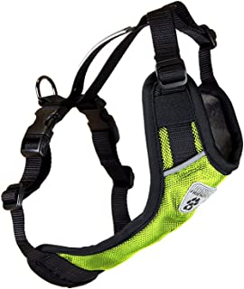 Canine Friendly Vest Dog Harness V.2, Car Restraint Harness