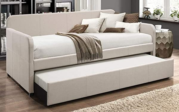 ACME Furniture 39190 Jagger Daybed And Trundle Fabric