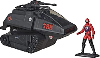 "G.I. Joe Retro Cobra H.I.S.S. Tank Exclusive Vehicle with 3 3/4"" Driver"