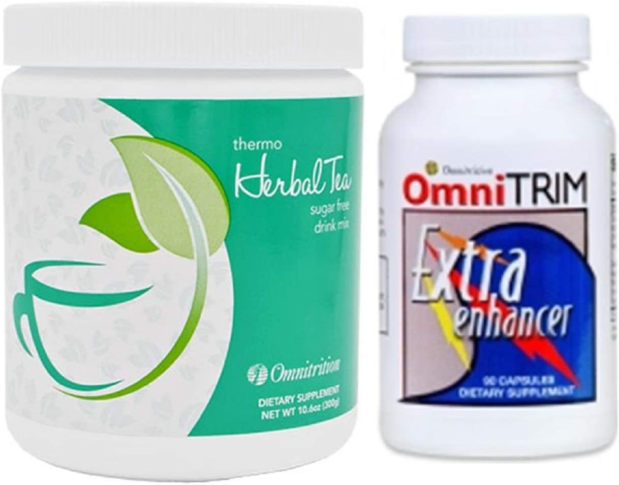 Omnitrition Sugar Free Thermo Tea Manufacturer NEW OFFicial shop Enhancer Extra by Omnitritio