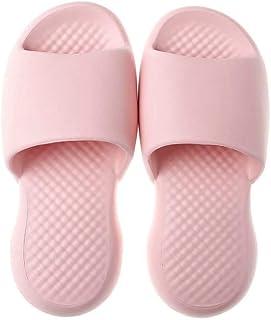 Claquettes Hommes Femme Antidérapantes Salle De Bain Pantoufle Chaussures de Plage Sandales