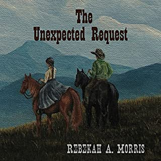 The Unexpected Request audiobook cover art