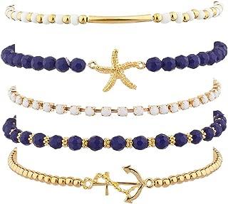 Nautical Starfish Anchor Arm Candy Set (5PC)