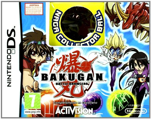 ACTIVISION BAKUGAN: BATTLE BRAWLERS COLLECTOR'S ED. NDS