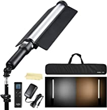 Godox LC500 LED Video Light Wand LED Light Stick Handheld Fill Light Photography with Remote Control,Dual Color Temperature(5600K/3300K),Built-in Lithium Battery