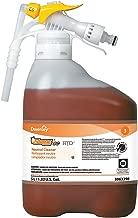 Diversey Stride Citrus Neutral Cleaner, 5 L, Orange