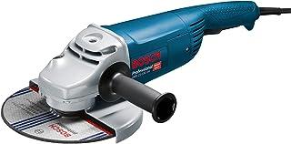 Bosch Professional GWS 22-230 JH Professional Meuleuse Angulaire (Poignée Supplémentaire, Capot de Protection, Carton, Dia...