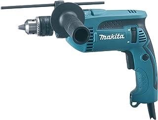 "Makita HP1640 Taladro Percut, 16mm (5/8"") , 680 W, 240 V, Multicolor"
