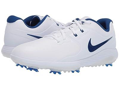 Nike Golf Vapor Pro (White/Indigo Force) Men