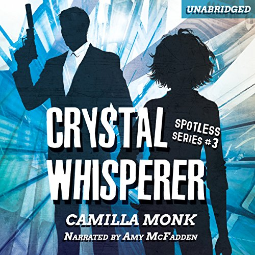 Crystal Whisperer audiobook cover art