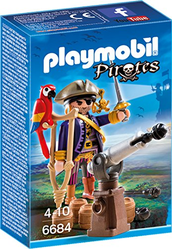 PLAYMOBIL - Capitán Pirata 66840