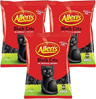 Allens Black Cats 170g - 3 Packs