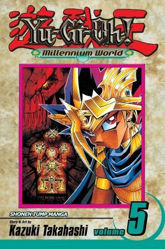 Yu-Gi-Oh!: Millennium World, Vol. 5 (Volume 5): Tomb of Shadows
