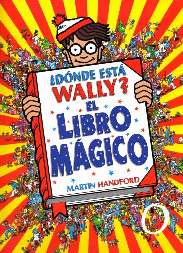 DONDE ESTA WALLY. EL LIBRO MAGICO (WALLY - EDB)