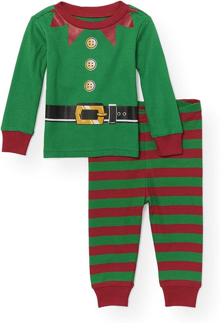 The Children's Place Baby Girls' Pajama Set
