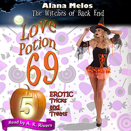 Love Potion 69  By  cover art