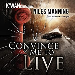 Convince Me to Live cover art