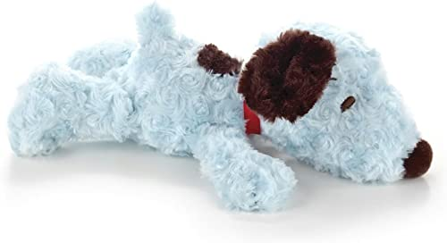 Peanuts Happiness is a Warm Puppy bleu
