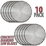 "Best Concrete Saws - 10 QTY 14"" SNIPER DIAMOND SAW BLADE CONCRETE Review"