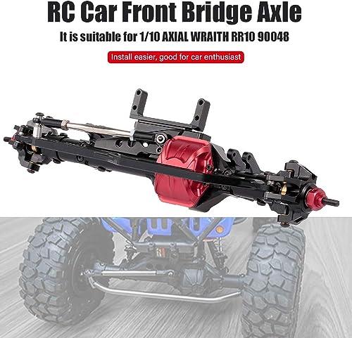 el precio más bajo Leslaur Coche RC Puente Puente Delantero Metal para para para 1 10 AXIAL Wraith RR10 90048 Piezas de Bricolaje  100% a estrenar con calidad original.