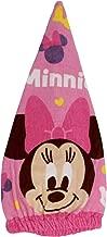 林(Hayashi) ヘアドライタオル ピンク 約23×57cm タオルキャップ ビサイドミニー ZI460600