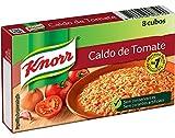 Knorr Caldo de Tomate, Bouillon Stock Cubes 80g Tomato, 8x10g
