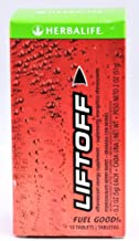 Herbalife Liftoff-Energy Drink, Pomegranate-Berry Burst, 10 tablets