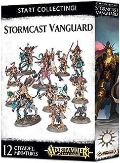 Games Workshop Start Collecting! Stormcast Vanguard Warhammer Age of Sigmar