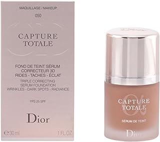 Christian Dior Capture Totale Triple Correcting Serum Foundation SPF 25, 050 Dark Beige