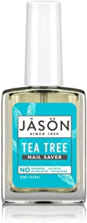 JASON Purifying Tea Tree Nail Saver, 0.5 Ounce Bottle