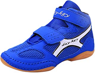 Lightweight Wrestling Shoes for Kids, Boys, Girls, Youth, Teenagers