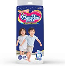 MamyPoko Pants Extra Absorb Diapers, XXX-Large (24 Count)