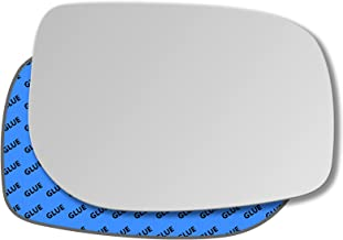 Hightecpl 816RAS Right Hand Driver Off Side Wide Angle Wing Mirror Glass Replacement